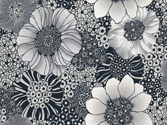 tapeta ekskluzywna 20002 Missoni Home anemones metal panel